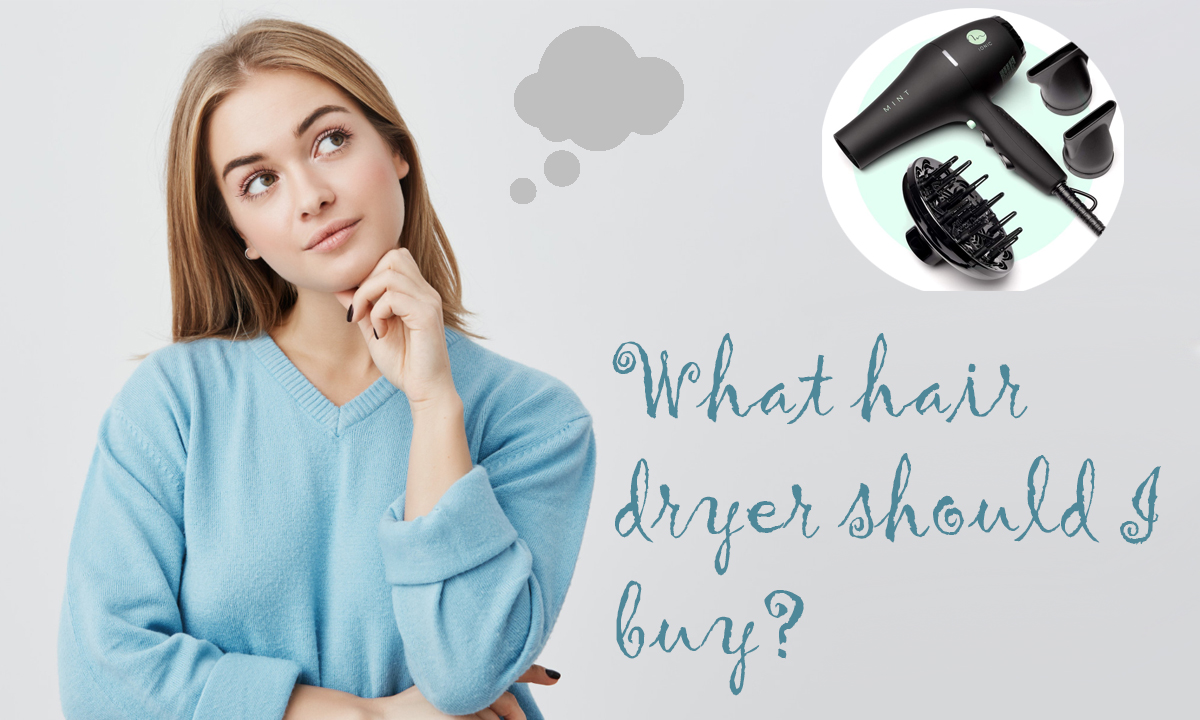 What Hair Dryer Should I Buy
